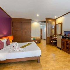 Отель Timber House Ao Nang 3* Улучшенный номер с различными типами кроватей фото 7