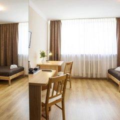 Hotel Boss Стандартный номер с различными типами кроватей фото 2