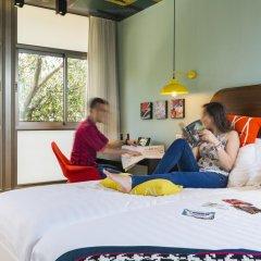 Hotel 75 Стандартный номер с различными типами кроватей фото 4