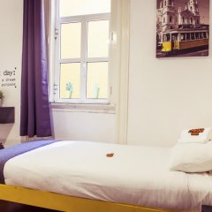 Lisbon Chillout Hostel Privates комната для гостей фото 3