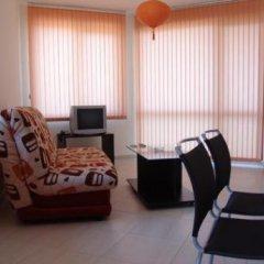 Отель Sunny Beauty Aparthotel Солнечный берег комната для гостей фото 3