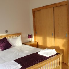 Отель Glasgow Lofts Апартаменты с 2 отдельными кроватями фото 2