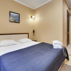 Гостиница Минима Белорусская 3* Люкс с двуспальной кроватью фото 14