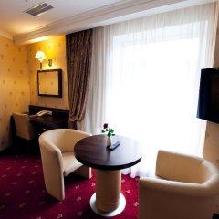 Гостиница Делис 3* Улучшенный люкс с различными типами кроватей фото 2
