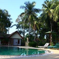 Отель Phalarn Inn Resort 2* Бунгало с различными типами кроватей фото 7