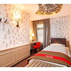 Отель Swiss Night by Fassbind 3* Номер Бизнес с различными типами кроватей