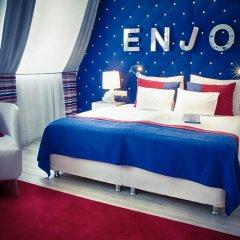 Отель Estilo Fashion 4* Улучшенный номер фото 8