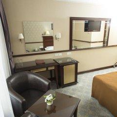 Topkapi Inter Istanbul Hotel 4* Люкс с различными типами кроватей фото 15