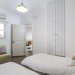 Отель Lindian Pearl Апартаменты с различными типами кроватей фото 10