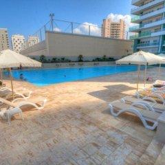 Отель Seafront Apartment Sliema Мальта, Слима - отзывы, цены и фото номеров - забронировать отель Seafront Apartment Sliema онлайн бассейн фото 3