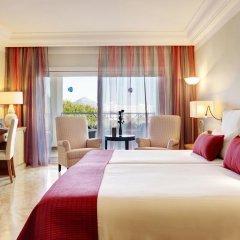 Отель Grupotel Parc Natural & Spa 5* Стандартный номер с различными типами кроватей фото 4