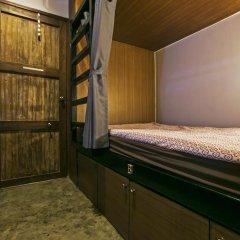 Отель Rachanatda Homestel 2* Кровать в общем номере с двухъярусной кроватью фото 7