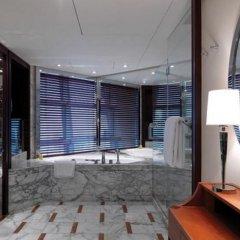 Отель Grand Hyatt Shanghai Номер категории Премиум с различными типами кроватей