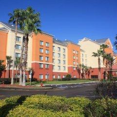 Отель Comfort Inn & Suites near Universal Orlando Resort вид на фасад фото 3