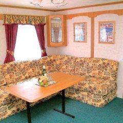 Отель Rudyard Lake Lodges в номере