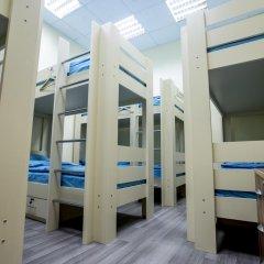 Мини-Отель City Life 2* Кровать в общем номере с двухъярусной кроватью фото 10