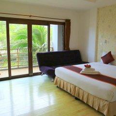 Отель Chaweng Park Place 2* Улучшенный номер с различными типами кроватей фото 21
