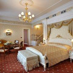 Талион Империал Отель 5* Представительский люкс с двуспальной кроватью фото 3