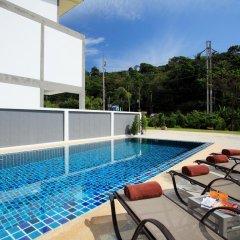 Отель Kata Hill View Villas by Kata Sea View Villas бассейн фото 3