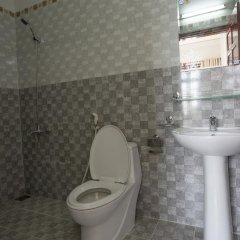 Отель Tra Que Flower Homestay Стандартный номер с двуспальной кроватью
