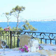 Отель Club Nimara Beach Resort Otel - All Inclusive Мармарис балкон