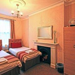 Отель Primrose Guest House 2* Стандартный номер с разными типами кроватей фото 2