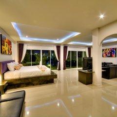 Отель The Serenity Resort комната для гостей фото 3