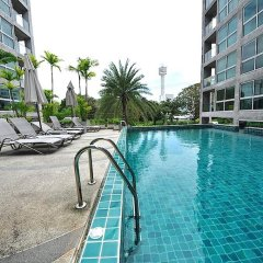 Отель Park Royal-3 By Pattaya Capital Property Паттайя бассейн