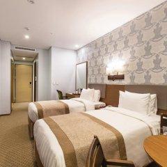 Loisir Hotel Seoul Myeongdong 3* Улучшенный номер с различными типами кроватей фото 3
