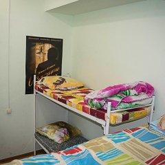 Хостел Лофт Кровать в общем номере с двухъярусной кроватью фото 12