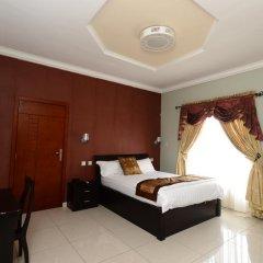 Отель Prenox Hotels And Suites 3* Номер категории Премиум с различными типами кроватей фото 3
