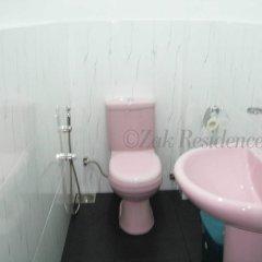 Отель Zak Residence Шри-Ланка, Коломбо - отзывы, цены и фото номеров - забронировать отель Zak Residence онлайн ванная фото 2