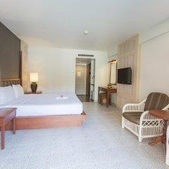 Отель Phuket Orchid Resort and Spa 4* Стандартный номер с двуспальной кроватью фото 15