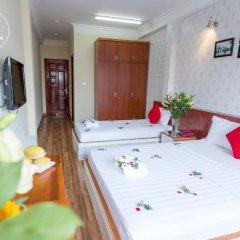 The Queen Hotel & Spa 3* Стандартный семейный номер с двуспальной кроватью фото 2
