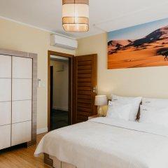 Отель EXCLUSIVE Aparthotel Улучшенные апартаменты с 2 отдельными кроватями фото 4