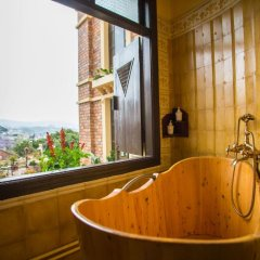 Saphir Dalat Hotel 3* Номер Делюкс с различными типами кроватей фото 9