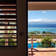 Отель Villa Blue Lagoon by Tahiti Homes Французская Полинезия, Папеэте - отзывы, цены и фото номеров - забронировать отель Villa Blue Lagoon by Tahiti Homes онлайн балкон