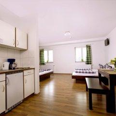 Sleepy Lion Hostel, Youth Hotel & Apartments Leipzig 2* Апартаменты с различными типами кроватей фото 4