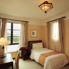 Апартаменты Portofino International Apartment Улучшенный номер с различными типами кроватей фото 3