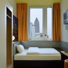 B&B Hotel Frankfurt-Hbf 2* Стандартный номер с различными типами кроватей фото 3