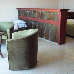 West Ada Inn Hotel 3* Люкс разные типы кроватей фото 11