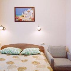 Мини-Отель на Маросейке 2* Стандартный номер с двуспальной кроватью фото 10
