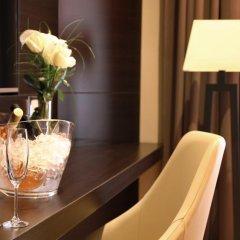 Отель Maccani Luxury Suites 4* Представительский люкс с различными типами кроватей фото 7