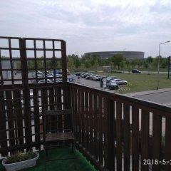 Отель The Willton Bed & Breakfast Вроцлав балкон