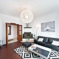 Апартаменты RJ Apartments Grunwaldzka Сопот комната для гостей фото 3