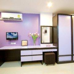 Отель Netprasom Residence Таиланд, Бангкок - отзывы, цены и фото номеров - забронировать отель Netprasom Residence онлайн удобства в номере фото 2