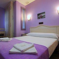 Отель Hostal Regio Стандартный номер с двуспальной кроватью фото 3