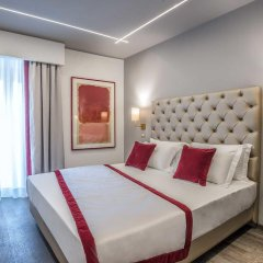 Отель Colonna Suite Del Corso 3* Стандартный номер с различными типами кроватей фото 39