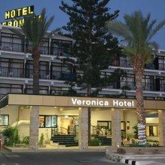 Hotel Veronica вид на фасад фото 2