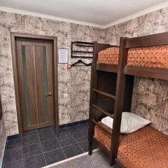 Хостел Орион Кровать в мужском общем номере с двухъярусной кроватью фото 4